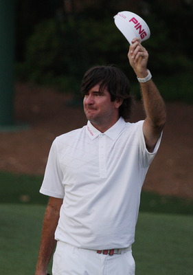 Bubba Watson got the Green Jacket and a new baby