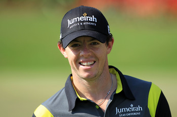 Rory McIlroy is No. 1 in the world, This Week.