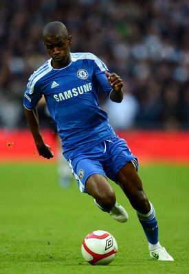 Ramires is suspended for the Champions League Final.