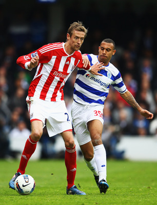 Big P: Crouch proved an astute addition to the Potters line-up in 2011/12