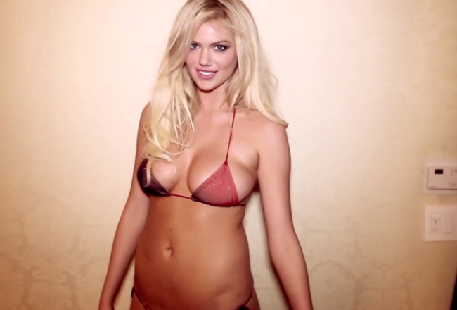 Kate Upton and the Best Dancers in Sports