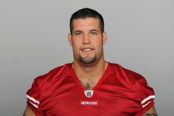Alex Boone enters his fourth year with the 49ers