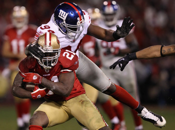 Frank Gore is still the go-to guy with the 49ers.
