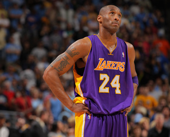 Kobe is on a quest for his sixth ring and third finals MVP award.