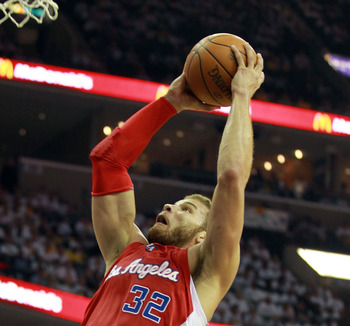 Blake Griffin continue to elevate his game.