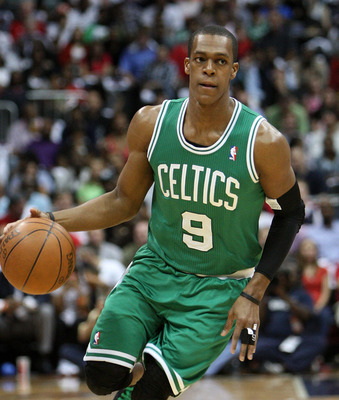 Rajon Rondo can dominate in all aspects of basketball.