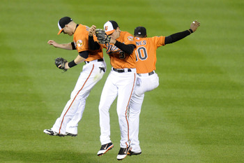 Orioles Love Playing at Camden Yards