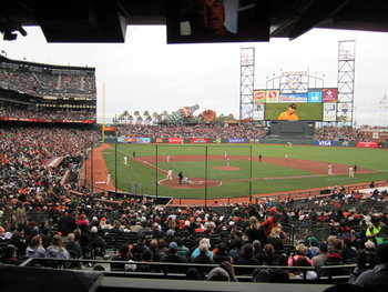 Game Time at AT&amp;T Park