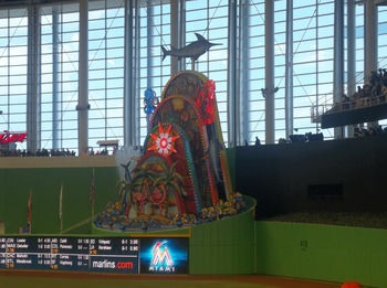 The Home Run Sculpture