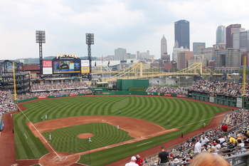 The View from PNC Park
