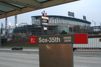 Getting Off at the Red Line to see the White Sox