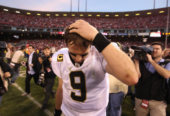 Will Drew Brees holdout?