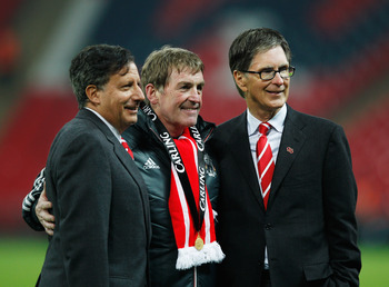 "John Henry and Tom Werner have been so distracted by their new ""toy"" that they've forgotten about their old one."