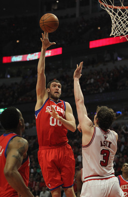 Hawes has been the Sixers' best player as they've taken control of their series with Chicago.
