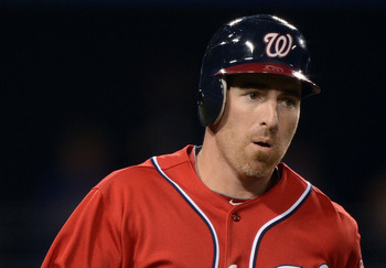 Adam LaRoche remains the only big bat the Nationals have in their lineup.