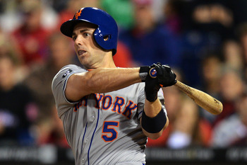 Don't look so surprised, David Wright. Where would the Mets be without you?