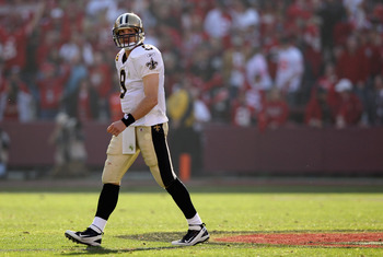 Brees has been a fantasy stud ever since coming to the Big Easy.