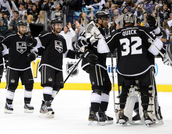 Can the 8th-seeded LA Kings continue their impressive playoff run?
