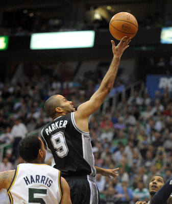 Parker helped the Spurs get some much needed rest in sweeping the Jazz.