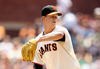 Opponents are hitting .167 against Matt Cain so far this season.