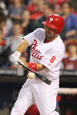 Victorino's days with the Phillies may be shortening.