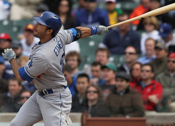 Ethier could bring some consistency to any MLB lineup.