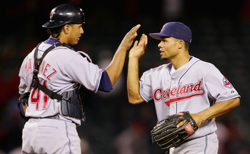 Once upon a time, Crisp and V-Mart were Indians teammates.