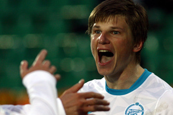 Andrey Arshavin