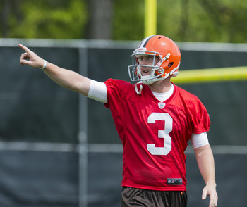 Will the Weeden show take over Cleveland?