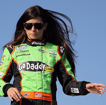 Danica Patrick has struggled since switching to NASCAR.