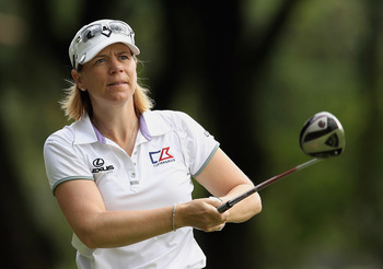 Annika Sorenstam retired as the best golfer in LPGA history.