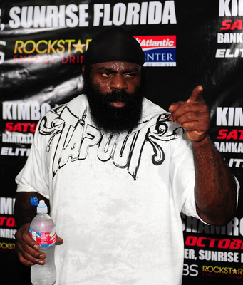 Kimbo Slice's has gone from MMA to boxing in an attempt to revive his career.