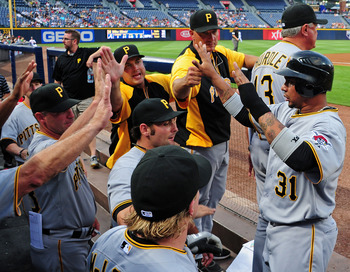 Few teams in any profesional sport have suffered a losing drought of the Pirates' magnitude.
