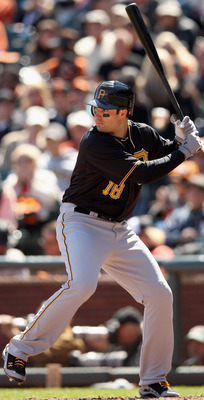 Pittsburgh's own Neil Walker played well last season and continued this year.