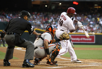 Justin Upton would be on the under-25 All-Star team for the last year in 2012.