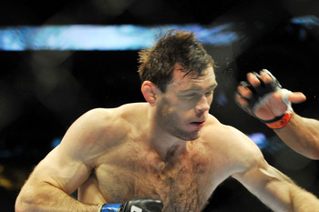 Forrest Griffin vs. Quinton Jackson II would actually be a strong contender for fight of the year.