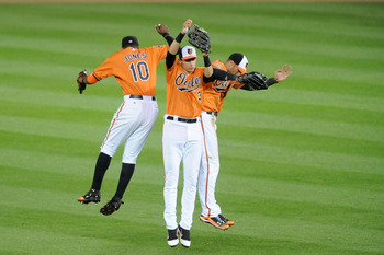 The Orioles have won 22 games already in 2012.