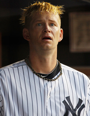 "Burnett's Yankee career was filled with ""blonde moments"""