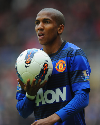 Ashley Young has come under criticism during his time at Old Trafford