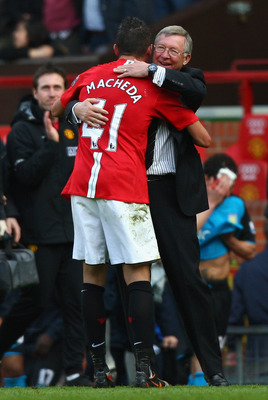 Federico Macheda will always be remembered for scoring the title winner against Aston Villa