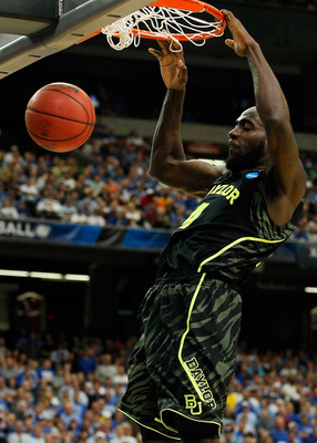 The 2008-09 season marked the signing of Quincy Acy, one of the most beloved players in Baylor history.