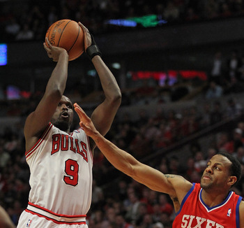 Deng's consistency will be important to Chicago's success.