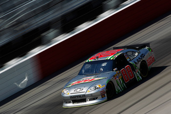 Dale Earnhardt Jr. struggled to a 17th-place finish at Darlington