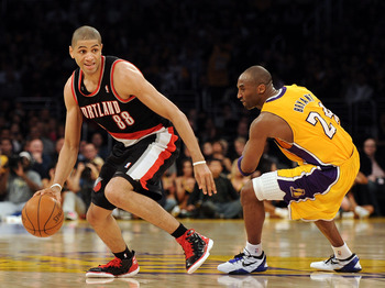 Nicholas Batum will be taking his talents elsewhere