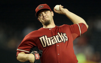 Wade Miley's 2.76 ERA is the lowest among Diamondbacks starting pitchers.