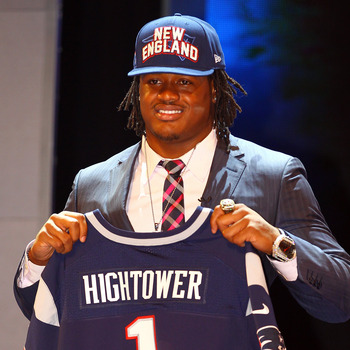 Dont'a Hightower will help a struggling New England defense from day one.