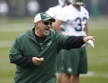 The best move the Jets made this offseason was bringing in Tony Sparano.