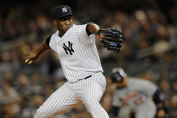 Can Rafael Soriano step into the closers role for the Yankees?