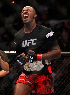 The UFC Light Heavyweight belt may stay in the Northeast for a long, long time