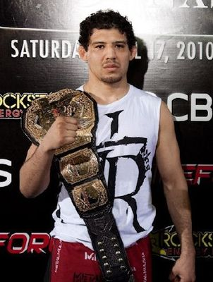 California native Gilbert Melendez wants a shot at the UFC Lightweight Belt. Photo from blog.betdsi.com